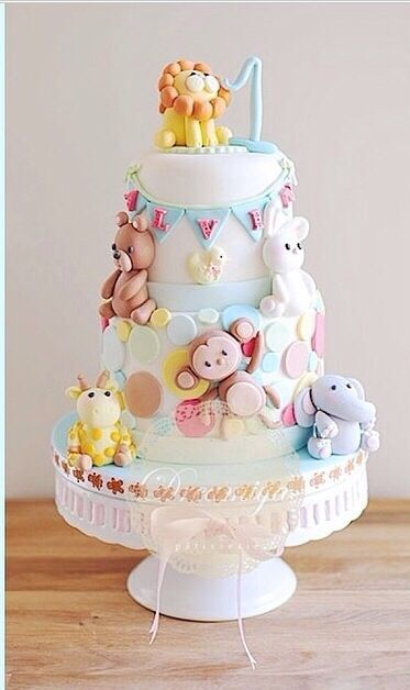 Like a Noah ark them for baby shower