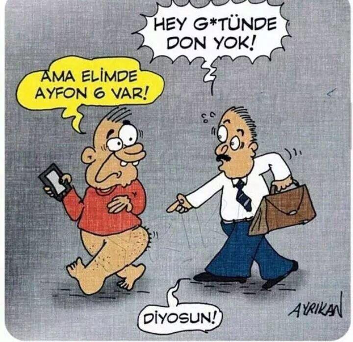 Karikatür :)