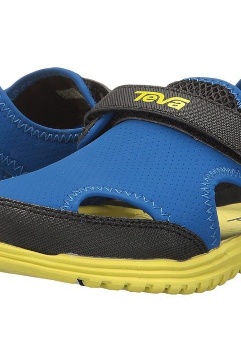 Teva Kids Tidepool Sport (Little Kid) (Blue/Lime) Boys Shoes - Teva Kids, Tidepool Sport (Little Kid), 110420C-362, Footwear Open Casual Sandal, Casual Sandal, Open Footwear, Footwear, Shoes, Gift, - Street Fashion And Style Ideas