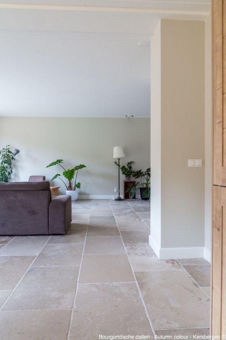 Epingle Par Marie Laure Cesar Sur Floors Carrelage Travertin Deco Maison Interieur Salon Italien