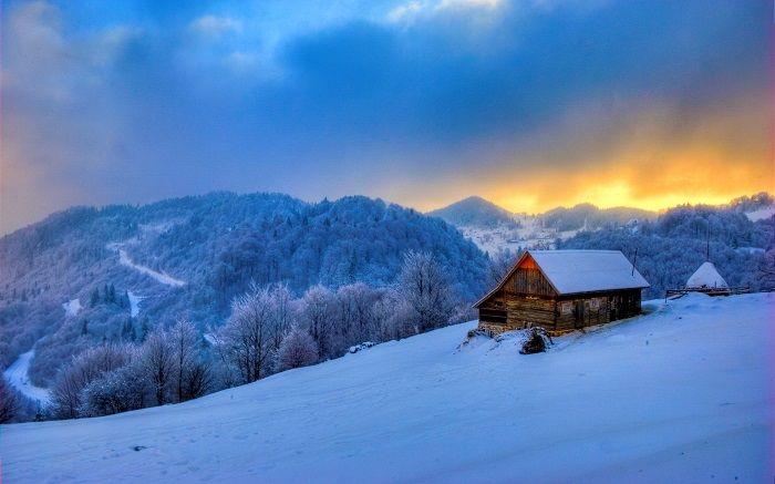5 Ways To Winter-Proof Your Homestead Even When It's 'Too Late' ByArial Baker - Off The Grid News  When the dead of winter starts setting in, the ability to maintain heat between your home or cabin walls can become a bit of a challenge. Sub-freezing and negativ...