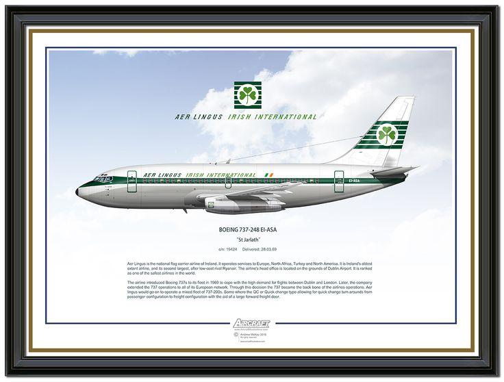 Aer lingus 737-200