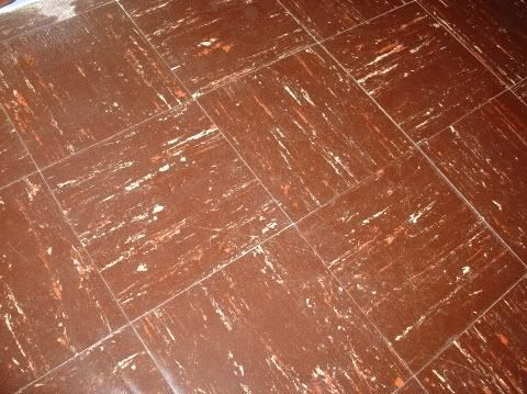 Brown Asbestos Floor Tile Http Www