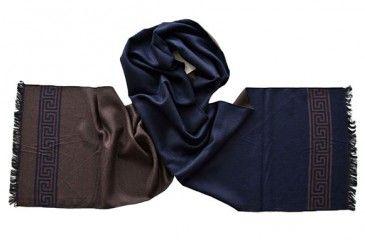 Мужские шарфы и кашне - отличие, как носить и красиво завязывать