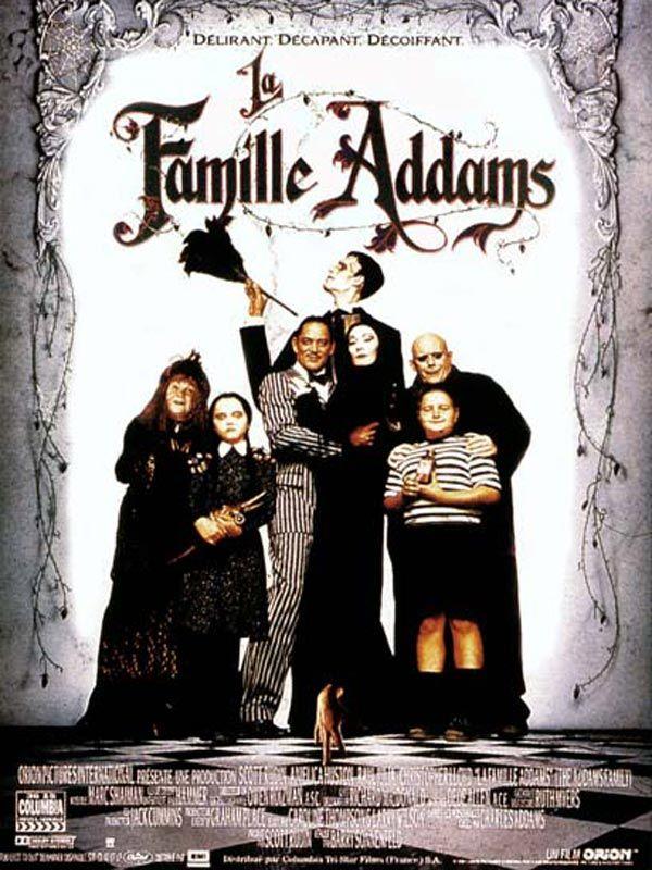 Regarder La Famille Addams en streaming gratuitement sur Streamay