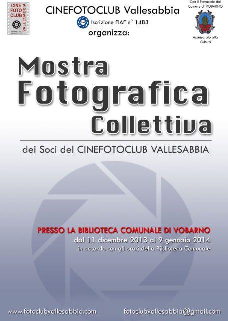 Mostra Fotografica Collettiva a Vobarno http://www.panesalamina.com/2013/19449-mostra-fotografica-collettiva-a-vobarno.html