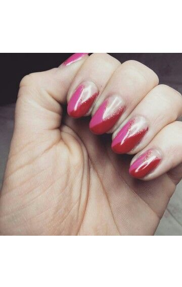 Nail art , time is art. My nails !!