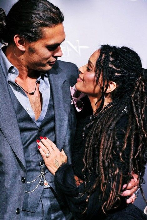 belle lisa bonet loc styles we love pinterest pearl With jason momoa wedding ring