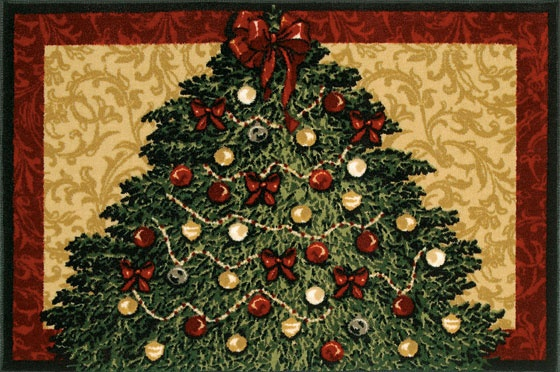 Image Detail For Nice And Beautiful Christmas Rugs 3 E1289577738447