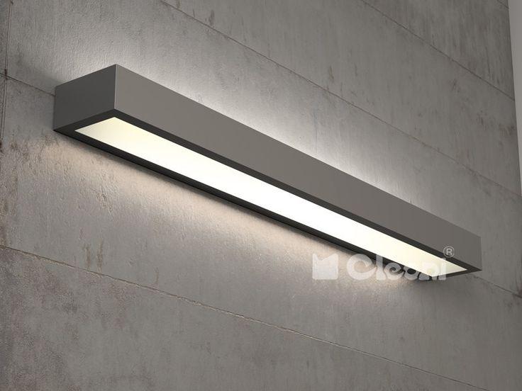 Lampy Cleoni  Noble II Kinkiet - Cleoni - kinkiet nowoczesny    #design #promo #lamp #interior #Abanet #oświetlenie_Kraków #Cleoni
