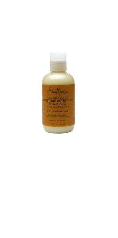 SheaMoisture Raw Shea Butter Moisture Retention Shampoo - On the hunt for a great sulfate-free shampoo? We asked dermatologists and hairstylists to share their top picks (plus, why you might want to consider using a shampoowithout sulfatesin the first place).