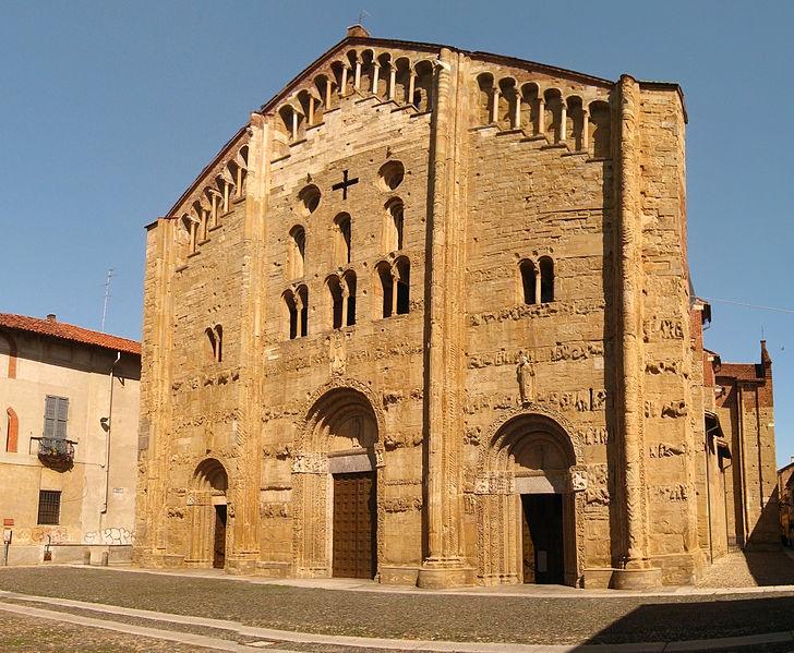 Basilica of San Michele Maggiore, completed in 1155