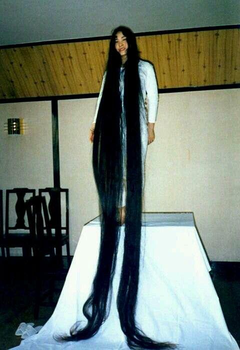 Yueqin Dai Rambut Panjang Pinterest Long Hair Styles