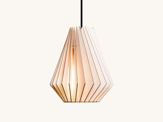 HEKTOR   IUMI DESIGN wooden ceiling light by IUMIDESIGN on Etsy