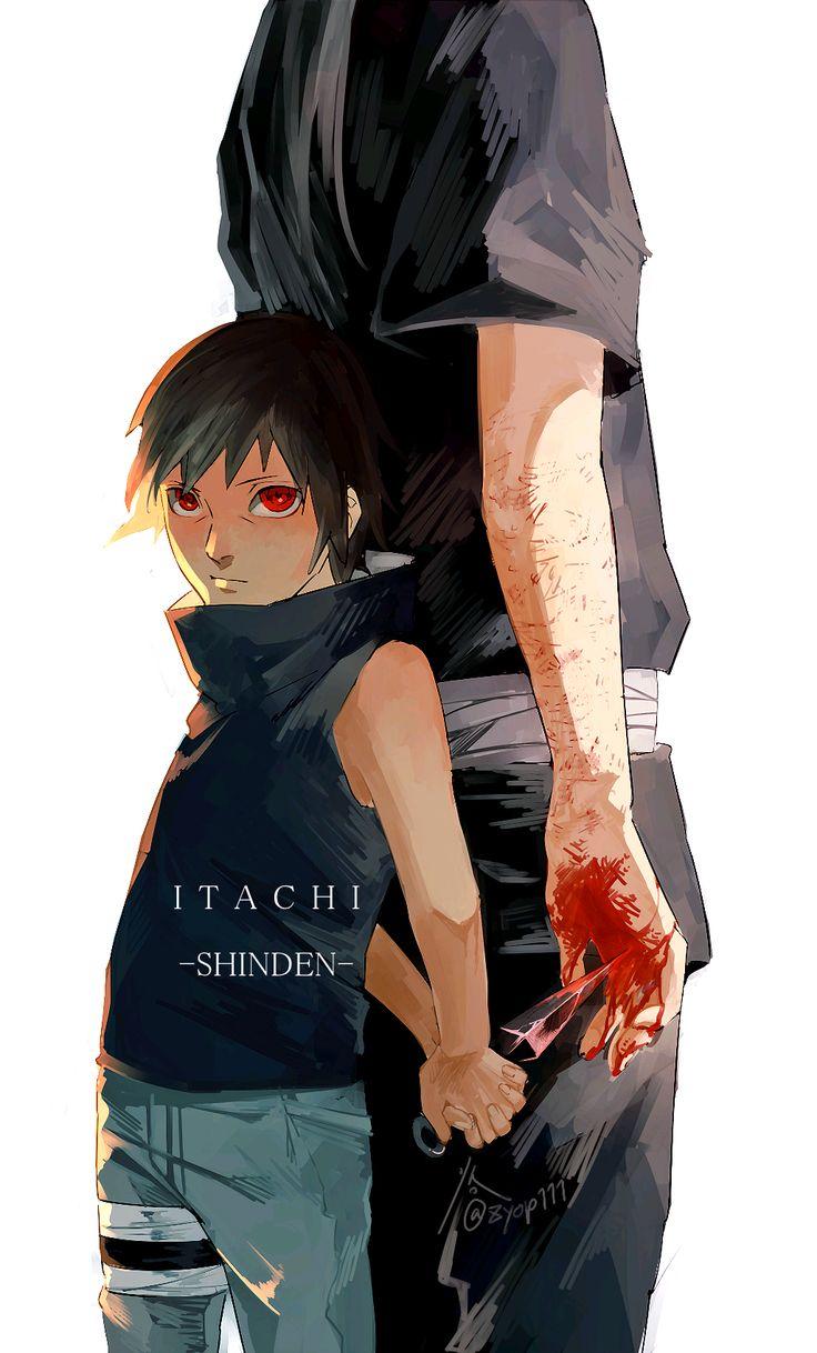 Itachi Shinden was one of my fav series on Naruto SH