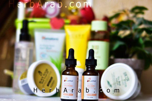 مدونة اي هيرب بالعربي مشترياتي من اي هيرب للبشرة وماهي تجربتي معها Hand Soap Bottle Soap Bottle Soap