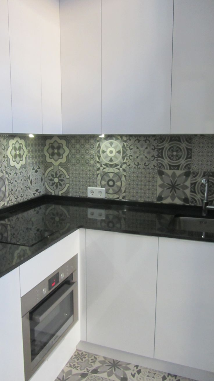 Las 25 mejores ideas sobre encimeras de granito negro en - Buscar muebles de cocina ...