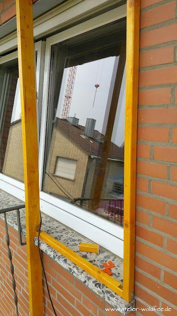 Projekt Balkon Aufbau Und Fertigstellung Teil 2 Katze Pinterest