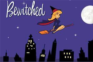 """""""Bewitched"""" = """"Ma sorcière bien aimée"""" - 8 saisons (1964-1972)"""