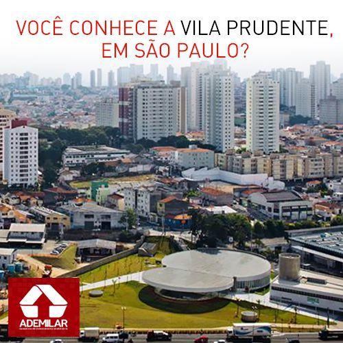 Antiga vila industrial, a Vila Prudente é hoje uma região de classe média que se destaca pela proximidade com o centro da cidade de São Paulo: http://magicweb.me/fDg