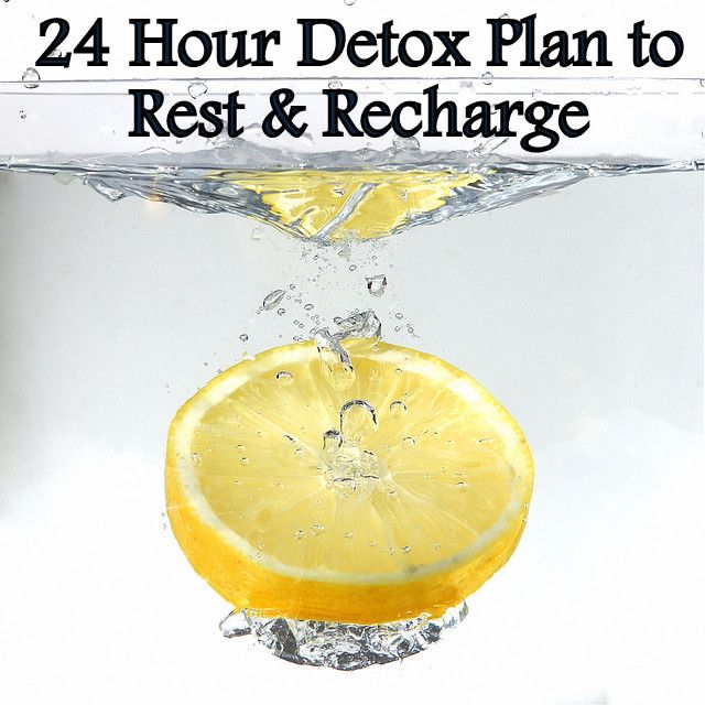 For when you need a reset day. Realistic and helpful, no starving required