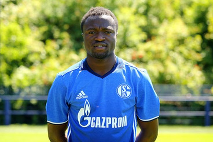 Bernard Tekpetey's Schalke 04 To Host Borussia Monchengladbach