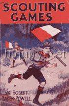 Scout Games by Baden-Powell Scouting B-P