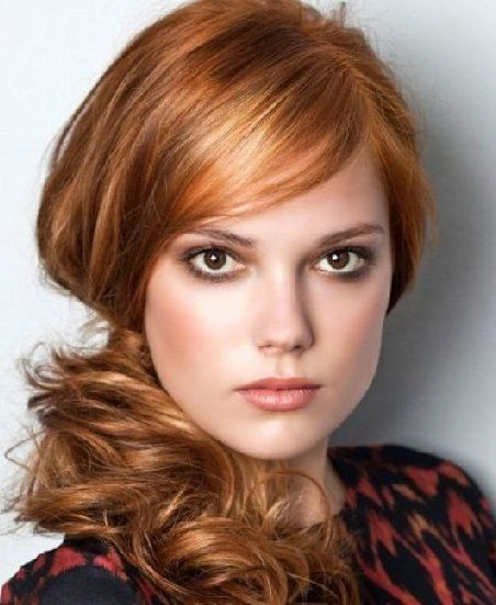 Kahverengi Göze Hangi Saç Rengi Yakışır  - Kahverengi gözler için saç rengi