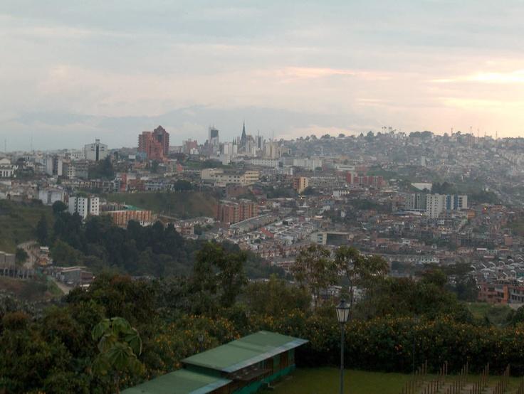 Mi MANIZALES del Alma. La Ciudad de las Puertas Abiertas. Manizales - Caldas - Colombia