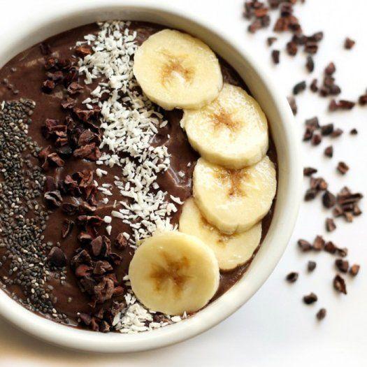 10 Healthy Recipes For Yummy Breakfast Bowls