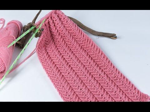 In partnership with http://www.allfreeknitting.com I am pleased to present this video on how to do a popular six across cable pattern. By Fayme Harper. For m...