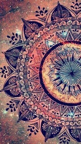 art, backgrounds, colores, inspiration, life, mandalas, wallpapers, First Set on http://Favim.com