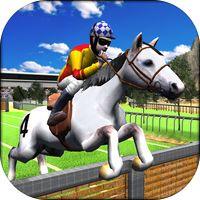 Virtual Horse Racing Simulator 3D – A race jockey simulation game by Faizan Ahmed