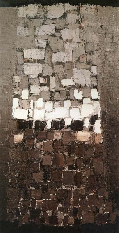 Figure, Nicolas de Stael 1951