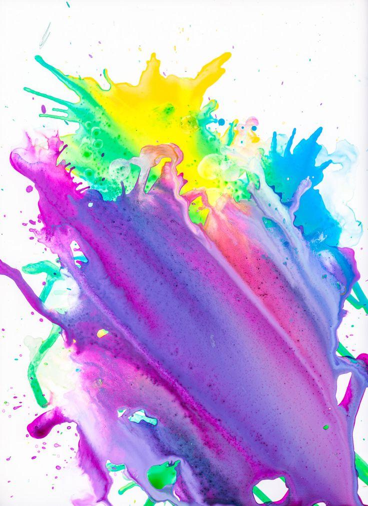Splash by JanikaMacKinnon on Etsy