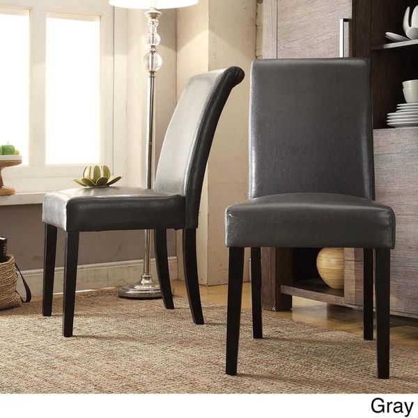 1000+ Ideas About Upholstered Dining Chairs On Pinterest