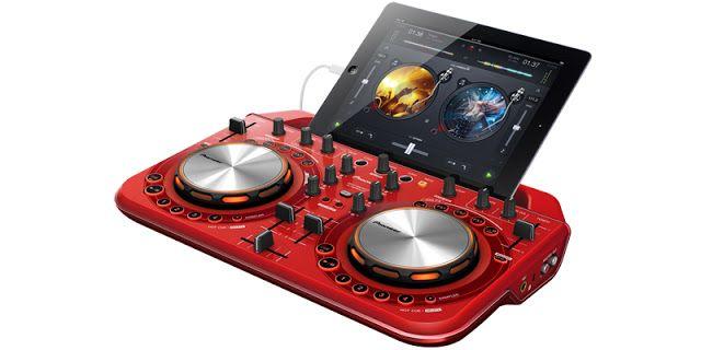 #Pioneer DJ DDJ-WeGO2 Compact DJ Controller - Nouvelle platine DJ pour iPad & iPhone !