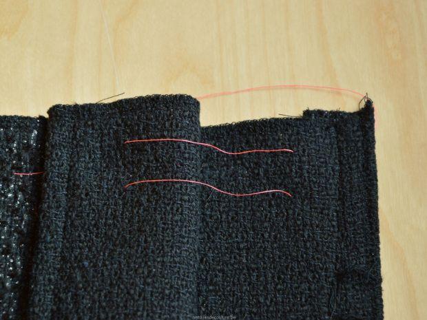 Ik heb nog nooit eerder met drukknopen gewerkt. De tailleband van de Rachel rok wordt – volgens de werkbeschrijving in het magazine La Maison Victor – afgewerkt met een drukknoop, dus daar was inee…