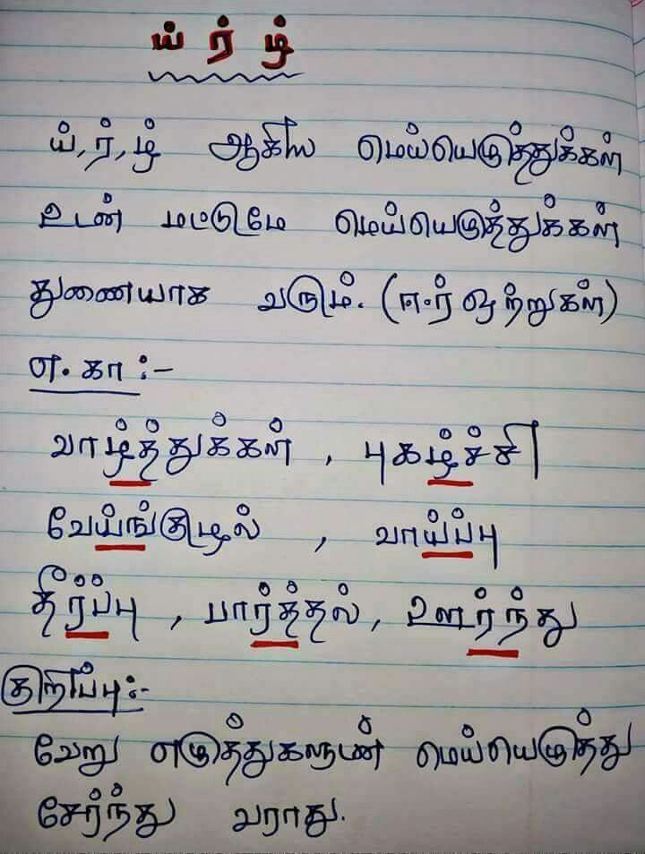 Tamil Grammar | Tamil | Language quotes, Tamil language, English