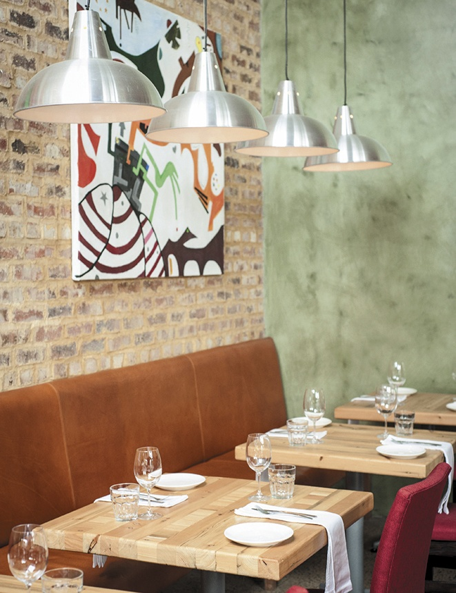 Embracing the 'farm to fork' and 'nose to tail' philosophies, Coobs is an exciting addition to Parkhurst's foodie-filled Fourth Avenue in Johannesburg