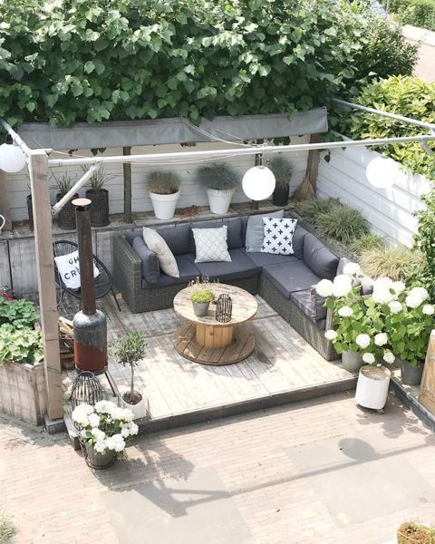 28 garden design ideas to create your dream space – Isabelle Style – – Gaten Diy