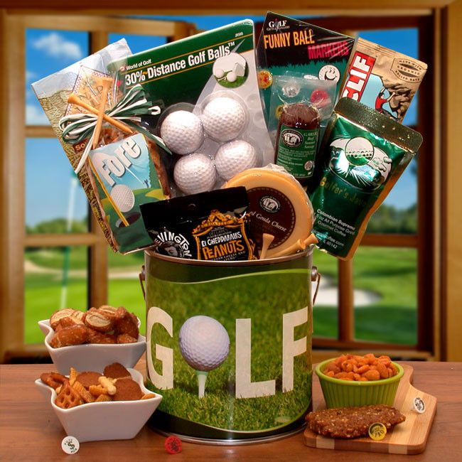 I Love Golf Treats Gift Pail | Crafty Handmade Gift Ideas | Gifts, Gift  baskets, Golf Gifts - I Love Golf Treats Gift Pail Crafty Handmade Gift Ideas Gifts