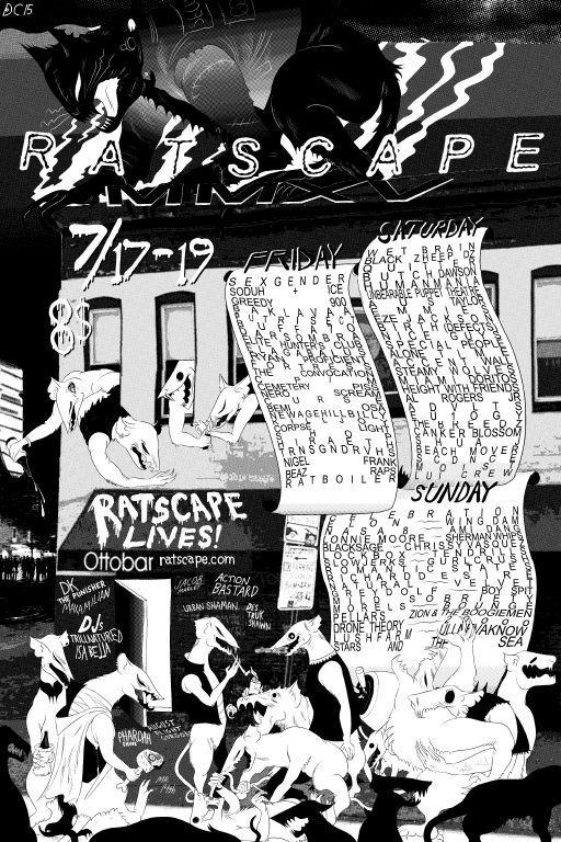 RATSCAPE 2015 POSTER