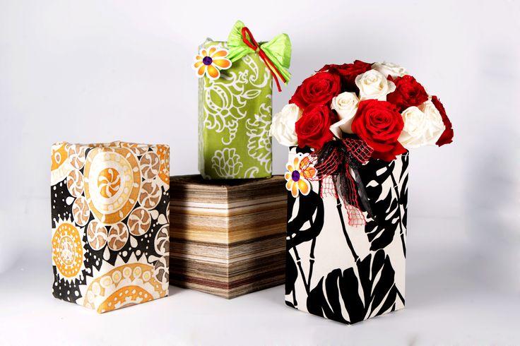 Variedad de cajas decorativas, perfectas para acompañar tu arreglo de flores favorito by Global Sunflower