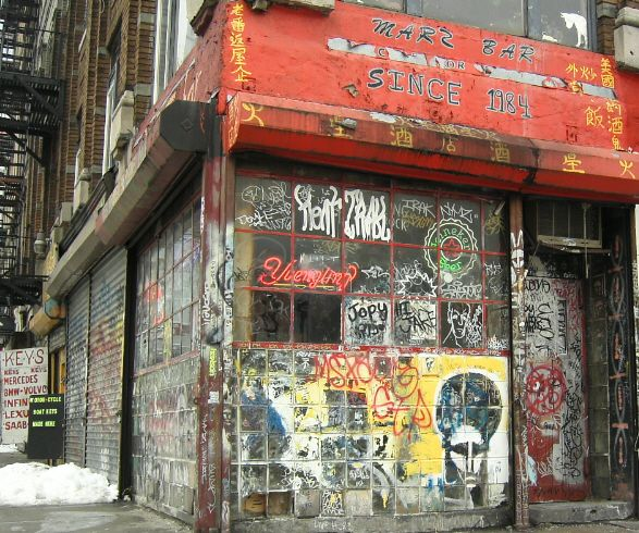 Where did all the dive bars go?