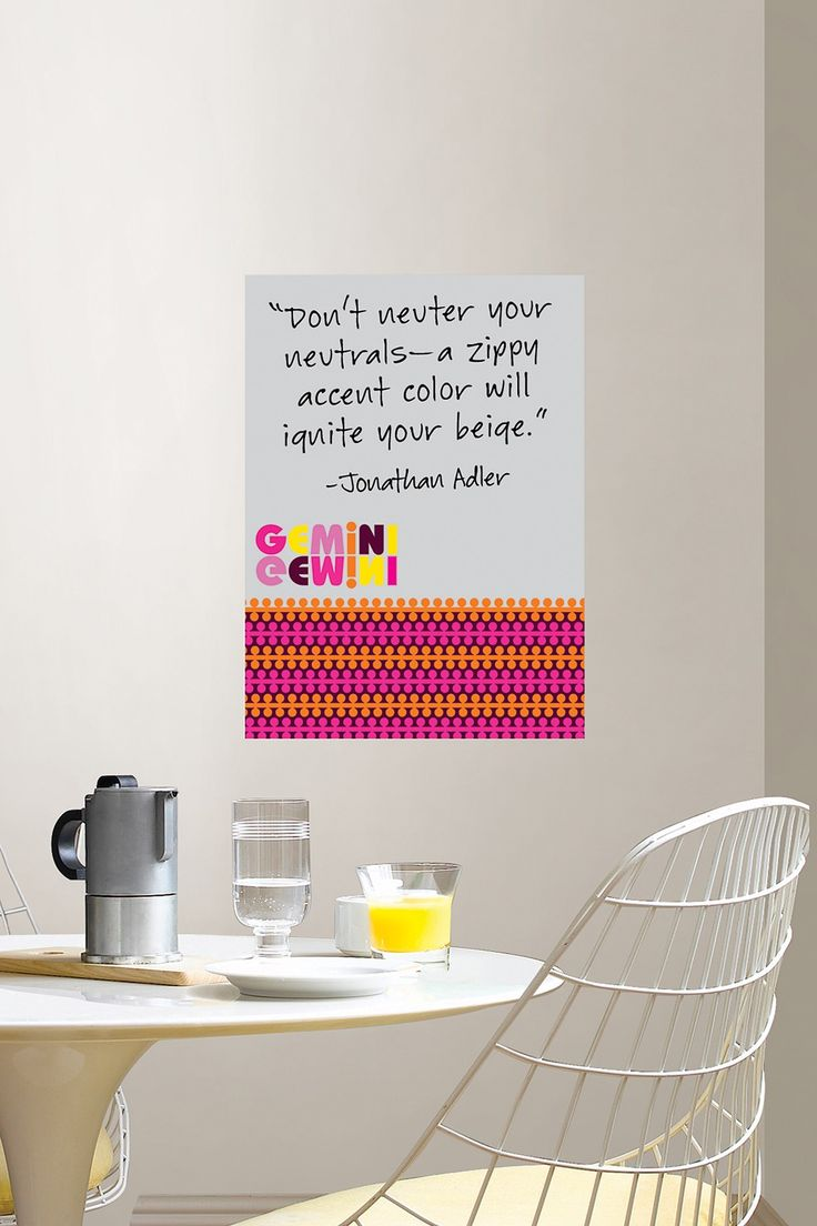65 best dry erase images on pinterest message board wall pops look at this gemini jonathan adler dry erase message board decal set amipublicfo Images