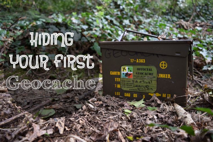 So you've found some geocaches and you've uncovered a great location to hide a geocache of your own. There are no rules regarding how many caches you must have found before placing a ca…