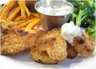 Crispy Shrimp Cakes with Homemade Tartar Sauce: Crispy Shrimp, Seafood ...