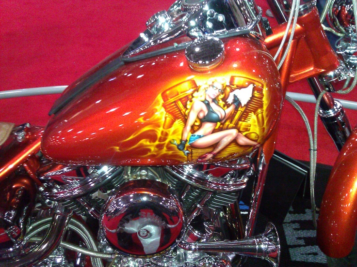 Custom Design Motorcycle Chopper 2nd Photo Nymotorcycleshows