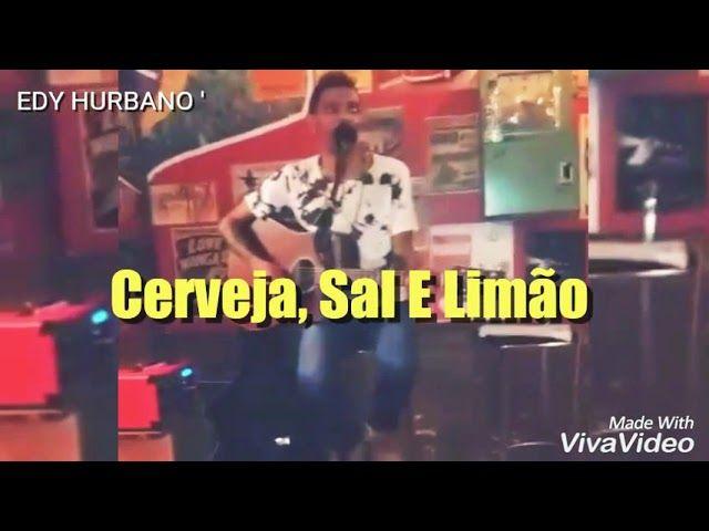 Edy Hurbano Cerveja Sal E Limao Matheus Kauan Cover